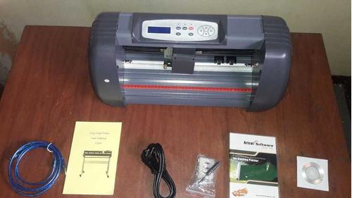 plotter cortadora vinil 14  publicidad sticker sello negocio