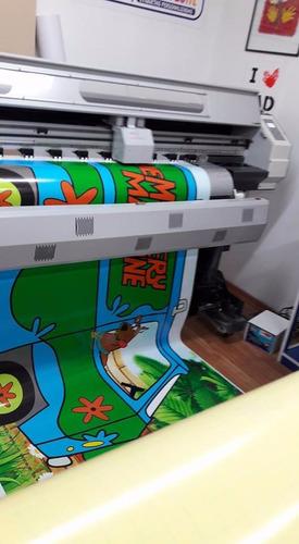 plotter corte - impresora de gigantografia alta resolución
