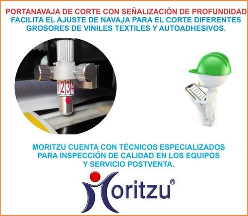 plotter corte,corel directo+carro metal 8añogarant moritzu