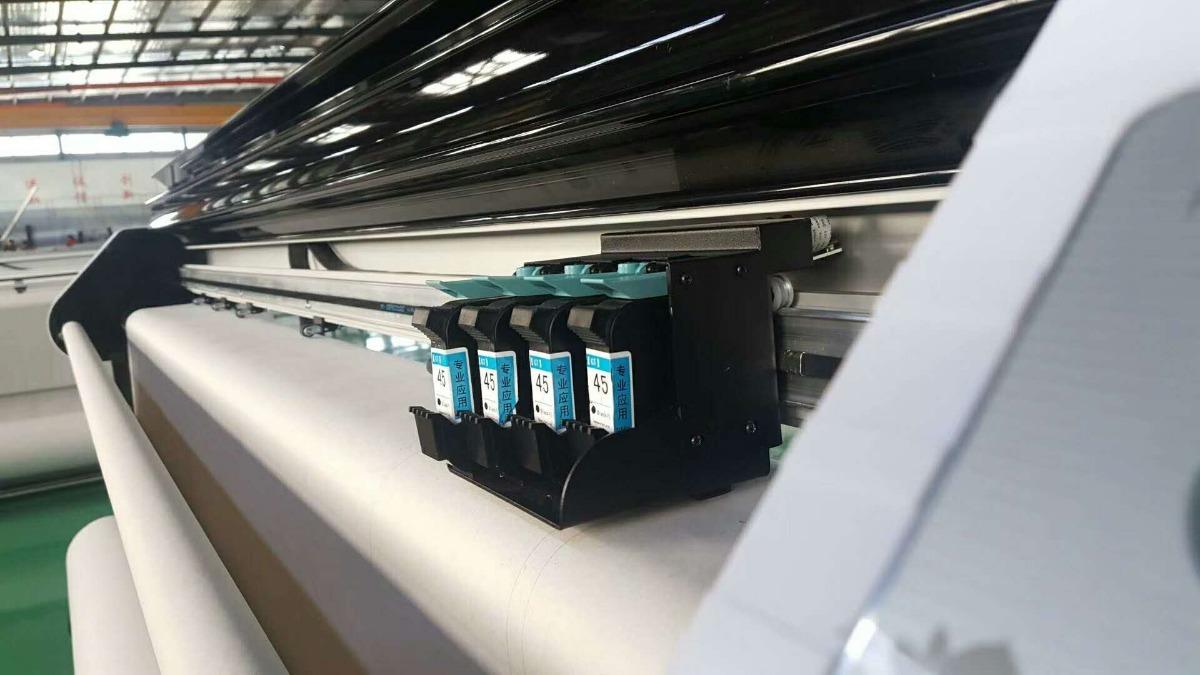 Plotter De 4 Cabezas De Textil Gerber, Optitex, Lectra, Pad