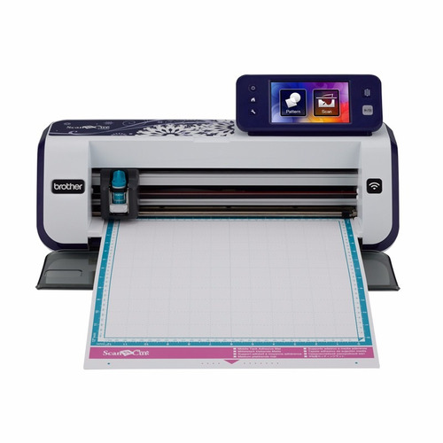 plotter de corte brother escanea/corta cm100 garantia 1 año