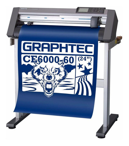 plotter de corte graphtec ce 6000-60 envio incluido