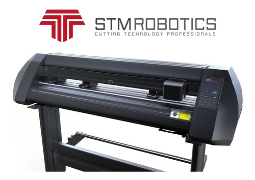 plotter de corte stm robotics 61cm rotulación garantía 6años