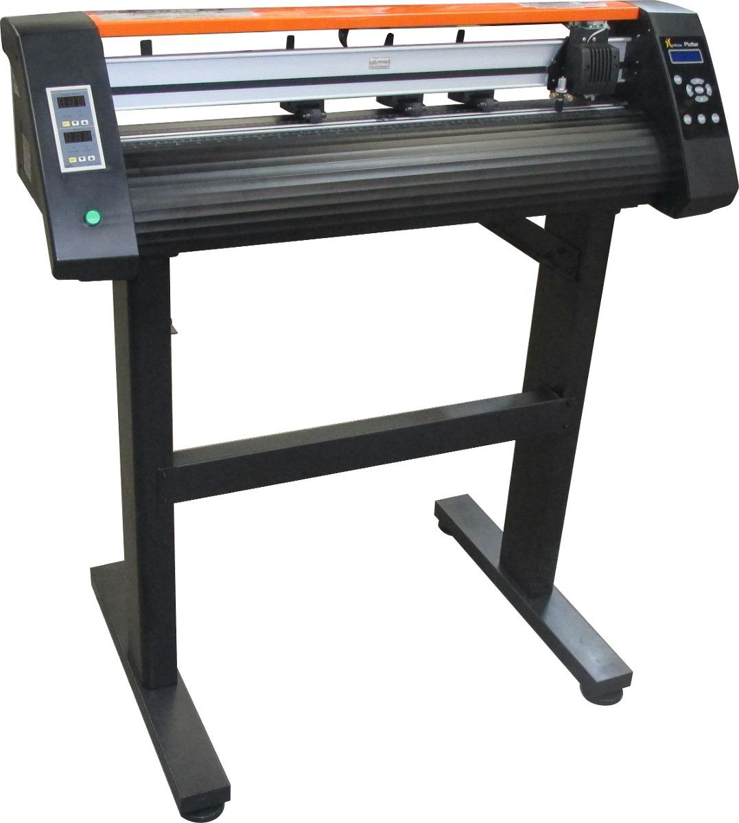 Plotter de corte impresora de stiker en vinil textil for Plotter de mesa