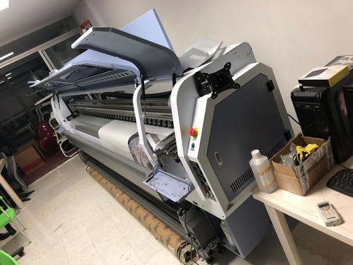 plotter de impresión alta definición para gran formato