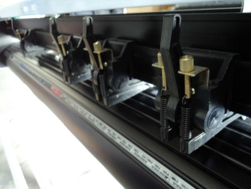 plotter de recorte 135cm com mira laser + vetores