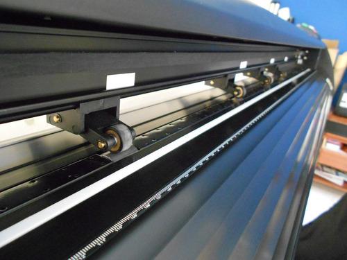 plotter de recorte foison e48 - l 130 cm c/laser & flexi