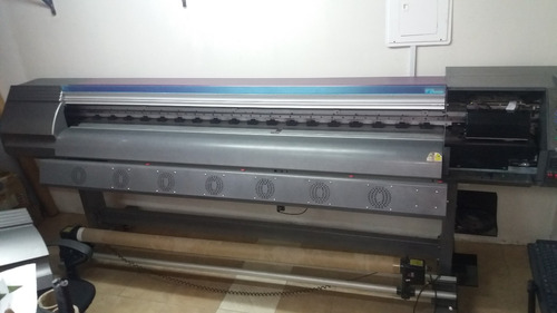 plotter eco solvente wil color ultra 9000 2 mt (sin cabezal)
