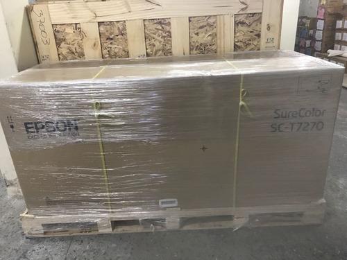 plotter epson surcolor t7270 de paquete sellado sublimacion
