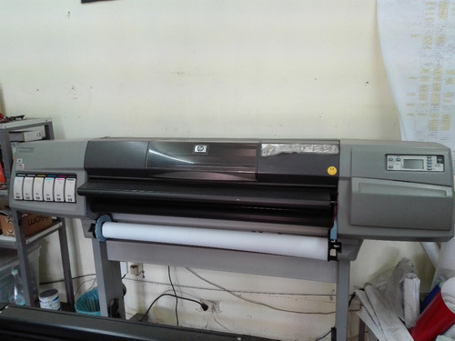 plotter hp 5500ps para reparacion