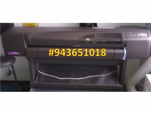 plotter hp designjet 800