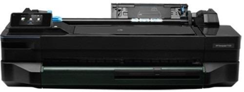 plotter hp designjet t120 24' wifi portarrollos rollo pc mac