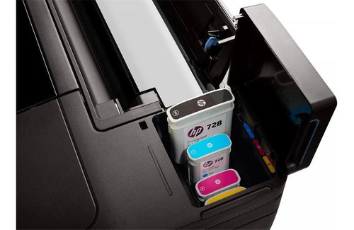 plotter hp designjet t730 36'' 914mm usb wifi