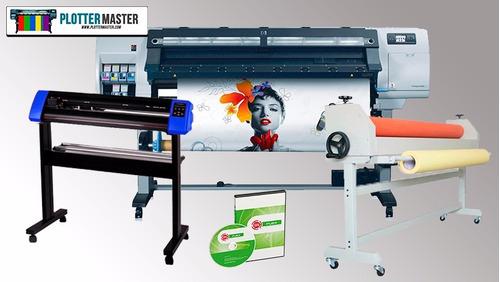 plotter hp l25500 42 impresora de amplio / gran formato