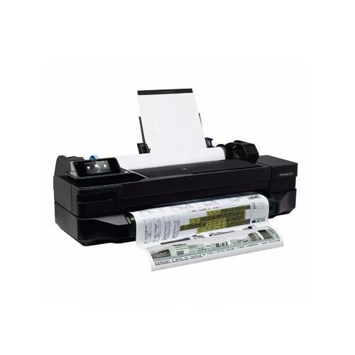 plotter hp t120+rollo de papel