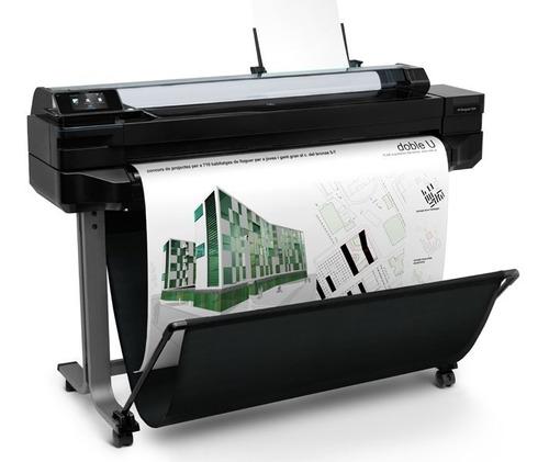plotter hp t520 com bulk ink + 1 litro de tinta