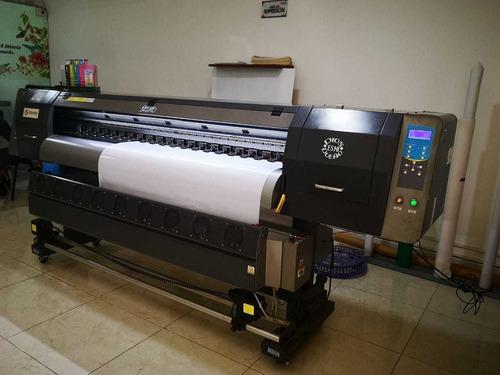 plotter impresión digital