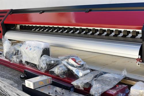 plotter impresión solvente dx7 epson gigantografia 2 metros