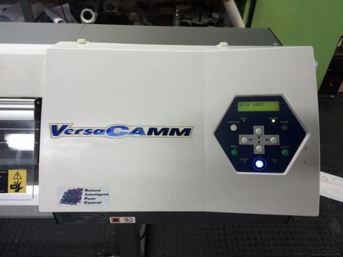 plotter impresión y corte roland versacamm sp-540i