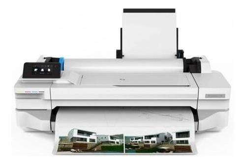 plotter impresora hp designjet t130 24'' wifi color 5zy58a