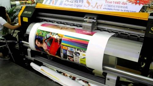 plotter sjet 1.80m 4 cabezales konika minolta oferta
