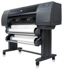 plotter/ploter hp 4500ps 42