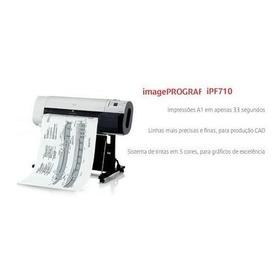 Plotters Canon Ipf 710 Só  As Peças
