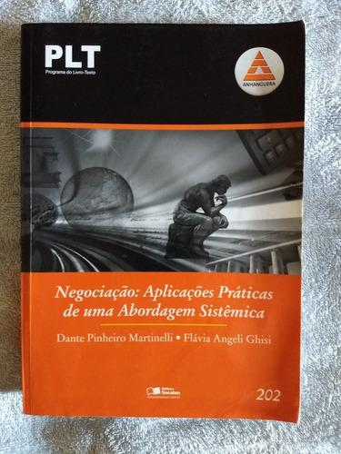 plt 202 - negociação: aplic. praticas de abordagem sistêmica