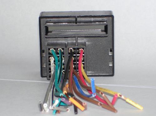 plug adaptador cabo dvd, audi a3, a4,vw touareg,passat