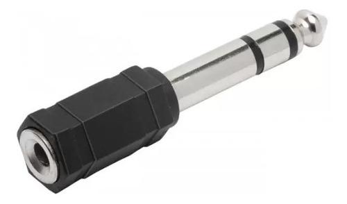 plug adaptador p2 p/ p10 estério