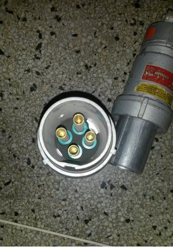 plug appleton acp 1034 cd y adr 3023