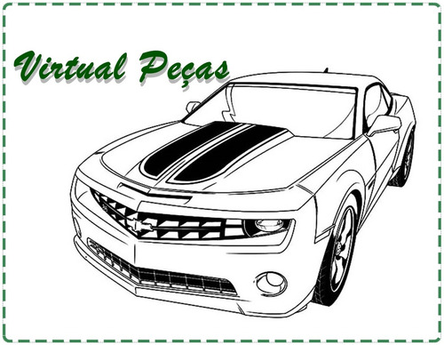 plug chicote botão ventilação ford ecosport fiesta