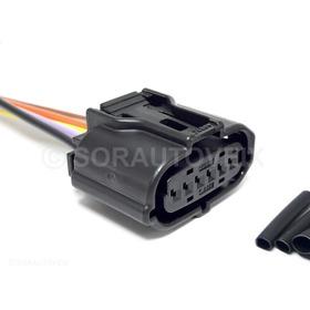 Plug Conector Da Válvula Eletrônica Turbina Atuador Hilux Sw