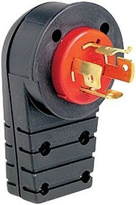 plug c/trava 3p+t 32a/440v saida lateral pial ref 56406