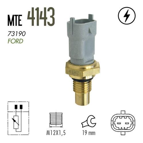 plug eletronico sensor temperatura agua ranger 3.0 16v 2010