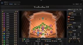 Plug-in Vst / Aax De Reverb Sound Stage Pro 2
