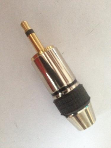 plug p2 csr mono especial (kit com 6 (seis) unidades