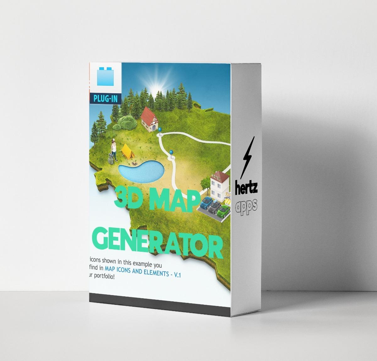 Plugin Para Photoshop 3d Map Generator 2019