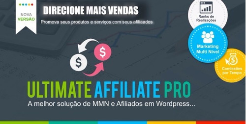 plugin wordpress para mmn e afiliados ultimate affiliate pro