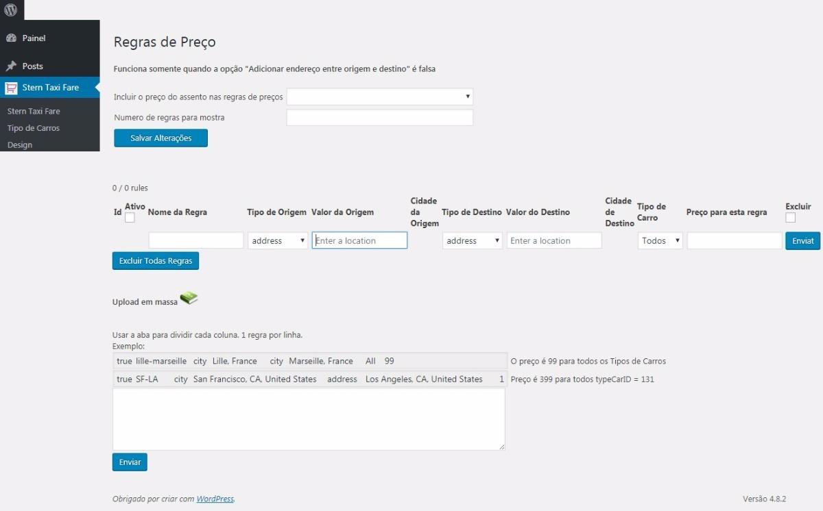 Uber Clone Wordpress