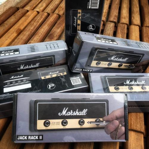 pluginz | porta chaves marshall jcm 800 jack rack 2