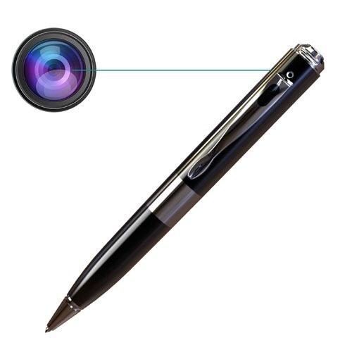 pluma espia con camara fullhd 1080p vision nocturna 32gb max