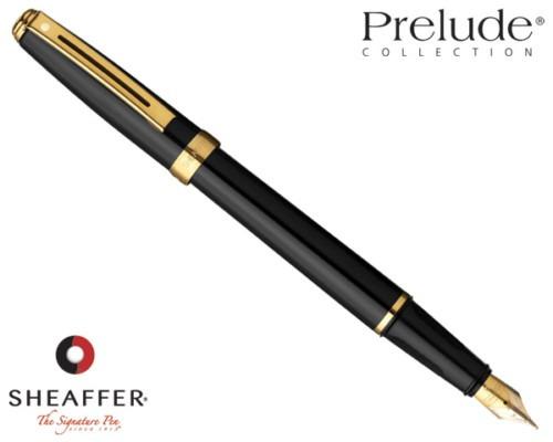 pluma estilográfica sheaffer original 355-0 prelude lujo