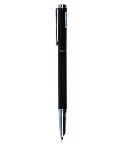 pluma fuente marca m & g negra con plateado c/convertidor