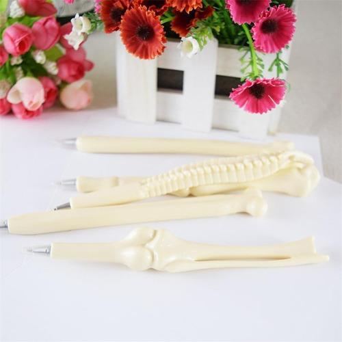 pluma hueso fisioterapeuta ortopedia, medicina papelería