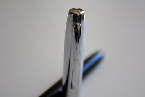 pluma lapicera estilográfica sheaffer 1970 circa