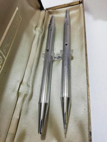pluma y lapicero antigüos