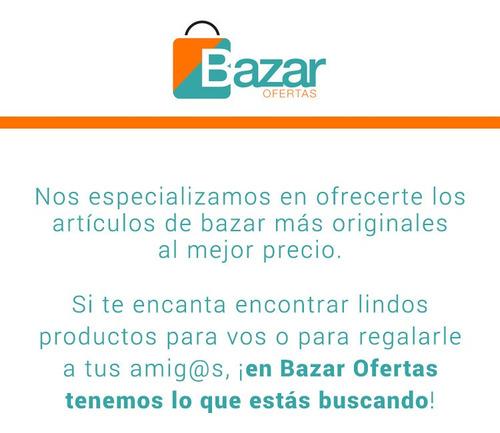plumero multicolor - bazar ofertas