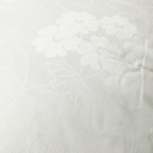 plumón relleno de seda mulberry, queen, cama, hogar, lujo