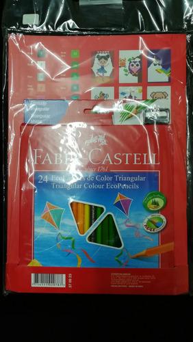 plumones - ecolapices faber castell - modelos variados nuevo